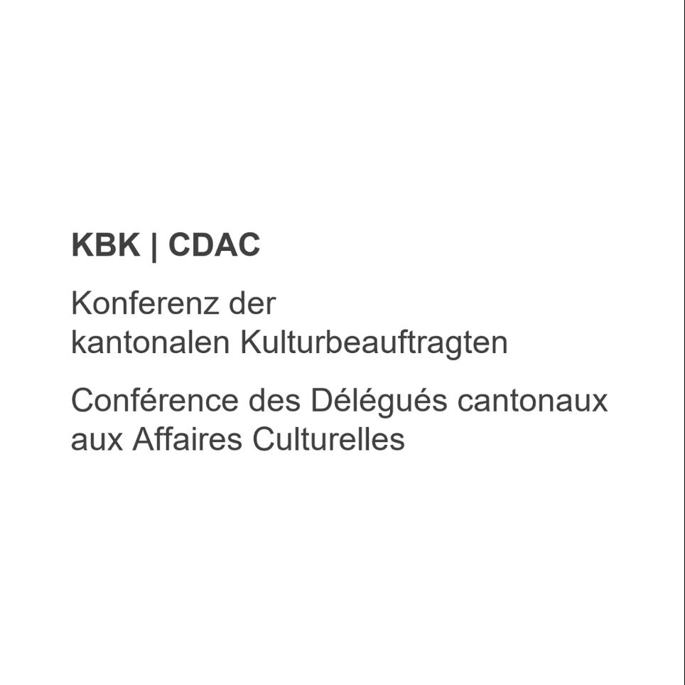 Konferenz der kantonalen Kulturbeauftragten
